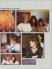 Page 13, 1985 Edition, West Haven High School - Blue Flame Yearbook (West Haven, CT) online yearbook collection