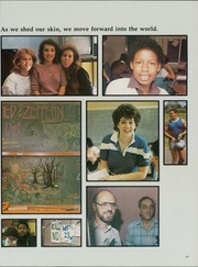 Page 17, 1985 Edition, West Haven High School - Blue Flame Yearbook (West Haven, CT) online yearbook collection
