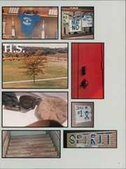 Page 7, 1985 Edition, West Haven High School - Blue Flame Yearbook (West Haven, CT) online yearbook collection