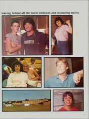 Page 9, 1985 Edition, West Haven High School - Blue Flame Yearbook (West Haven, CT) online yearbook collection