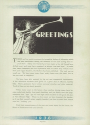 Page 9, 1936 Edition, New Britain High School - Beehive Yearbook (New Britain, CT) online yearbook collection