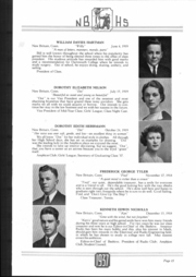 Page 16, 1937 Edition, New Britain High School - Beehive Yearbook (New Britain, CT) online yearbook collection