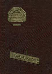 New Britain High School - Beehive Yearbook (New Britain, CT) online yearbook collection, 1938 Edition, Page 1