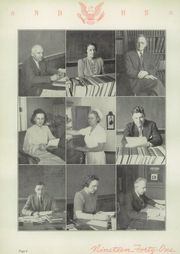 Page 12, 1941 Edition, New Britain High School - Beehive Yearbook (New Britain, CT) online yearbook collection