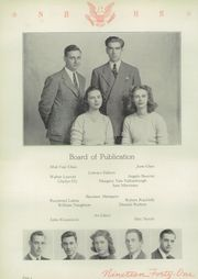 Page 8, 1941 Edition, New Britain High School - Beehive Yearbook (New Britain, CT) online yearbook collection