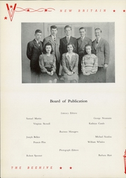 Page 8, 1943 Edition, New Britain High School - Beehive Yearbook (New Britain, CT) online yearbook collection