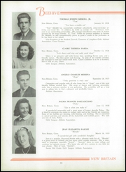 Page 102, 1946 Edition, New Britain High School - Beehive Yearbook (New Britain, CT) online yearbook collection