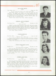 Page 103, 1946 Edition, New Britain High School - Beehive Yearbook (New Britain, CT) online yearbook collection