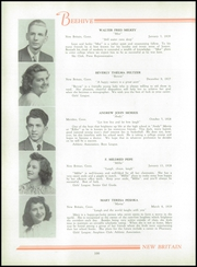 Page 104, 1946 Edition, New Britain High School - Beehive Yearbook (New Britain, CT) online yearbook collection