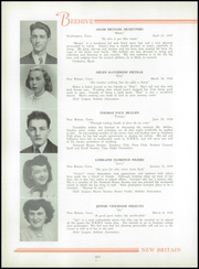 Page 106, 1946 Edition, New Britain High School - Beehive Yearbook (New Britain, CT) online yearbook collection