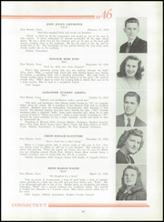 Page 73, 1946 Edition, New Britain High School - Beehive Yearbook (New Britain, CT) online yearbook collection