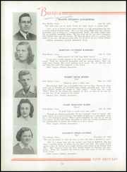 Page 74, 1946 Edition, New Britain High School - Beehive Yearbook (New Britain, CT) online yearbook collection