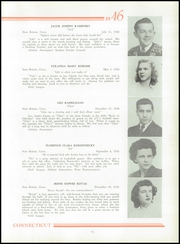 Page 77, 1946 Edition, New Britain High School - Beehive Yearbook (New Britain, CT) online yearbook collection