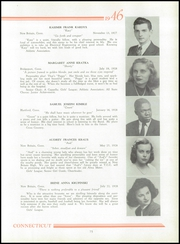 Page 79, 1946 Edition, New Britain High School - Beehive Yearbook (New Britain, CT) online yearbook collection