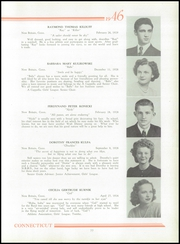 Page 81, 1946 Edition, New Britain High School - Beehive Yearbook (New Britain, CT) online yearbook collection