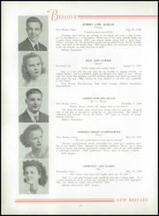 Page 86, 1946 Edition, New Britain High School - Beehive Yearbook (New Britain, CT) online yearbook collection