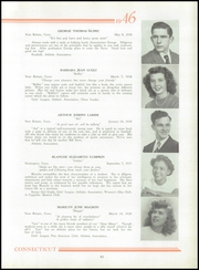 Page 87, 1946 Edition, New Britain High School - Beehive Yearbook (New Britain, CT) online yearbook collection