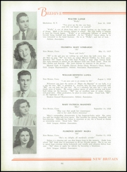 Page 88, 1946 Edition, New Britain High School - Beehive Yearbook (New Britain, CT) online yearbook collection