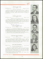 Page 89, 1946 Edition, New Britain High School - Beehive Yearbook (New Britain, CT) online yearbook collection