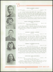 Page 90, 1946 Edition, New Britain High School - Beehive Yearbook (New Britain, CT) online yearbook collection