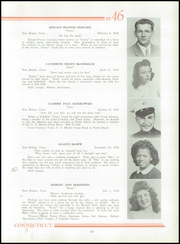 Page 91, 1946 Edition, New Britain High School - Beehive Yearbook (New Britain, CT) online yearbook collection