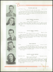 Page 92, 1946 Edition, New Britain High School - Beehive Yearbook (New Britain, CT) online yearbook collection