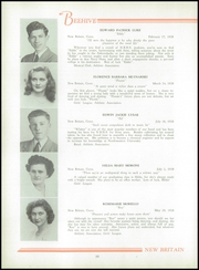 Page 94, 1946 Edition, New Britain High School - Beehive Yearbook (New Britain, CT) online yearbook collection