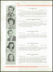 Page 96, 1946 Edition, New Britain High School - Beehive Yearbook (New Britain, CT) online yearbook collection