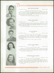 Page 98, 1946 Edition, New Britain High School - Beehive Yearbook (New Britain, CT) online yearbook collection