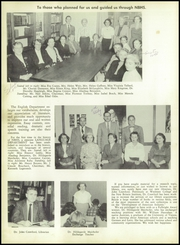 Page 10, 1957 Edition, New Britain High School - Beehive Yearbook (New Britain, CT) online yearbook collection