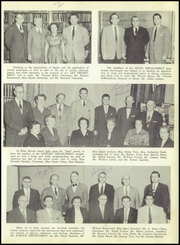 Page 11, 1957 Edition, New Britain High School - Beehive Yearbook (New Britain, CT) online yearbook collection