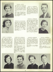 Page 17, 1957 Edition, New Britain High School - Beehive Yearbook (New Britain, CT) online yearbook collection