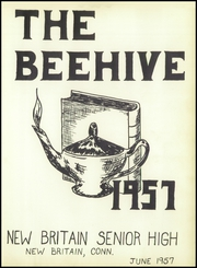 Page 5, 1957 Edition, New Britain High School - Beehive Yearbook (New Britain, CT) online yearbook collection