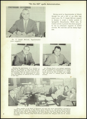 Page 8, 1957 Edition, New Britain High School - Beehive Yearbook (New Britain, CT) online yearbook collection