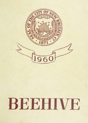 Page 1, 1960 Edition, New Britain High School - Beehive Yearbook (New Britain, CT) online yearbook collection