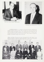 Page 12, 1960 Edition, New Britain High School - Beehive Yearbook (New Britain, CT) online yearbook collection