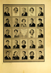 Page 11, 1935 Edition, Southington High School - Chronicle Yearbook (Southington, CT) online yearbook collection