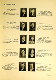 Page 11, 1936 Edition, Southington High School - Chronicle Yearbook (Southington, CT) online yearbook collection