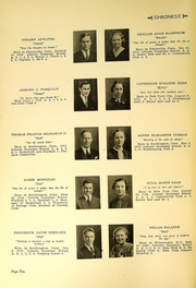 Page 12, 1936 Edition, Southington High School - Chronicle Yearbook (Southington, CT) online yearbook collection