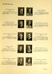 Page 13, 1936 Edition, Southington High School - Chronicle Yearbook (Southington, CT) online yearbook collection