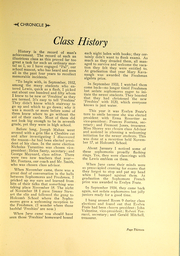 Page 15, 1936 Edition, Southington High School - Chronicle Yearbook (Southington, CT) online yearbook collection