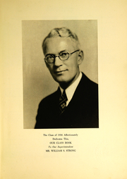 Page 5, 1936 Edition, Southington High School - Chronicle Yearbook (Southington, CT) online yearbook collection