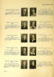 Page 8, 1936 Edition, Southington High School - Chronicle Yearbook (Southington, CT) online yearbook collection