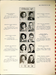 Page 10, 1944 Edition, Southington High School - Chronicle Yearbook (Southington, CT) online yearbook collection