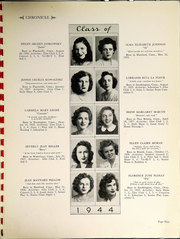 Page 11, 1944 Edition, Southington High School - Chronicle Yearbook (Southington, CT) online yearbook collection
