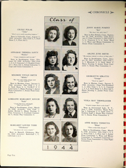 Page 12, 1944 Edition, Southington High School - Chronicle Yearbook (Southington, CT) online yearbook collection