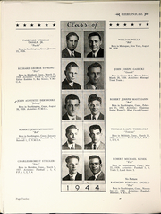 Page 14, 1944 Edition, Southington High School - Chronicle Yearbook (Southington, CT) online yearbook collection