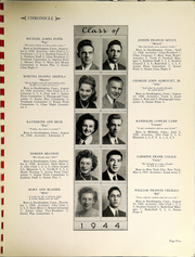 Page 7, 1944 Edition, Southington High School - Chronicle Yearbook (Southington, CT) online yearbook collection