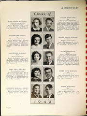 Page 8, 1944 Edition, Southington High School - Chronicle Yearbook (Southington, CT) online yearbook collection