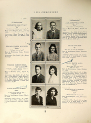 Page 10, 1947 Edition, Southington High School - Chronicle Yearbook (Southington, CT) online yearbook collection